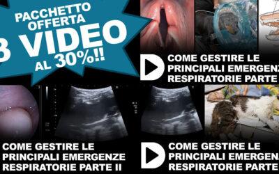 Pacchetto Le emergenze Respiratorie