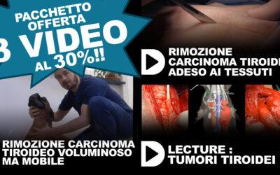 Pacchetto Oncologia della Tiroide